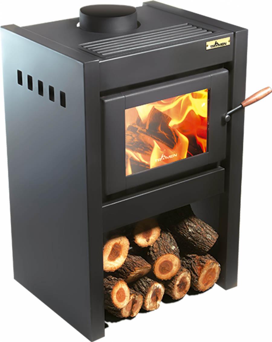 Climadesign estufa tromen tr7001 calefacci n a le a for Estufa profesional