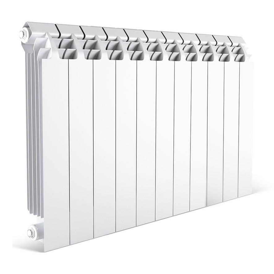 Climadesign radiador diamante 500 de 11 elementos - Radiador agua calefaccion ...
