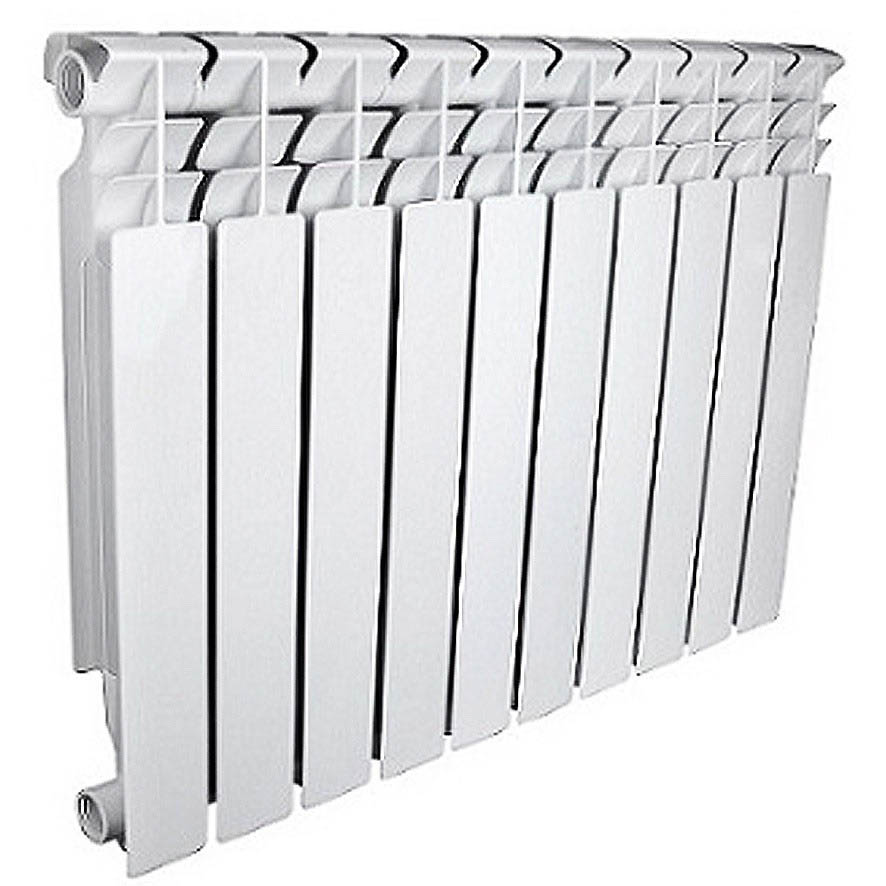 Climadesign radiador alfa 500 calefacci n por agua - Radiador agua calefaccion ...