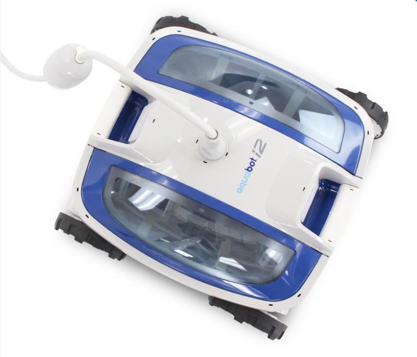 Robot limpia piscina aquabot i2 robots y hogar robots for Robot limpia piscina