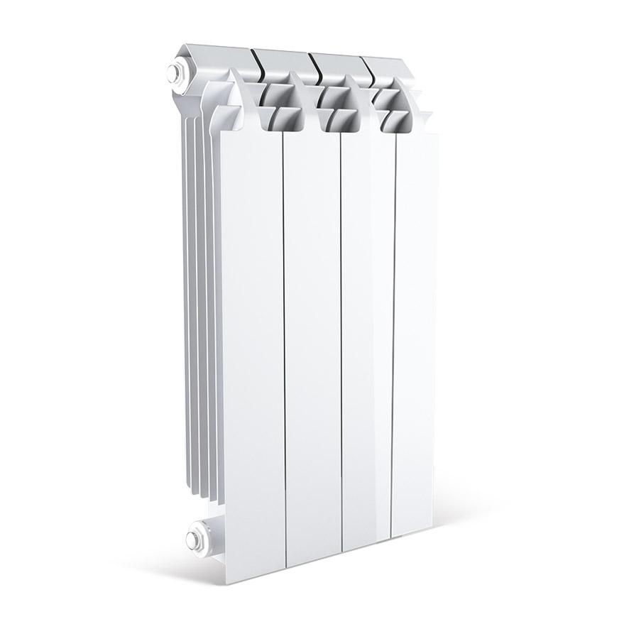 Climadesign radiador diamante 500 de 4 elementos - Radiador agua calefaccion ...