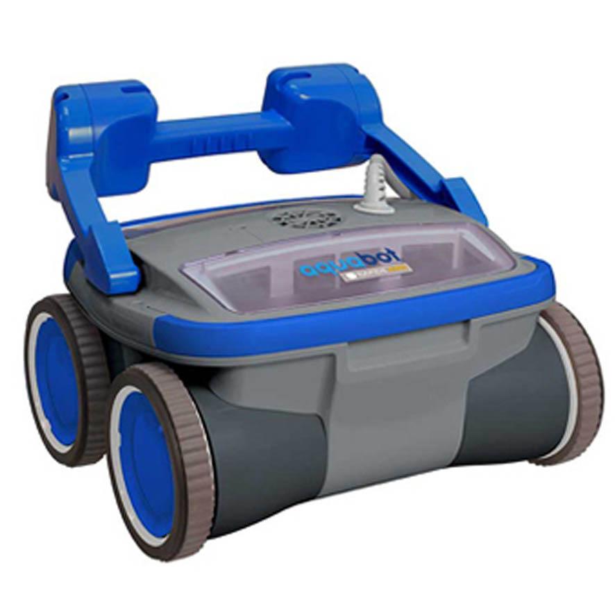 Climadesign robot limpia piscina aquabot rapids 4wd for Limpia piscinas automatico