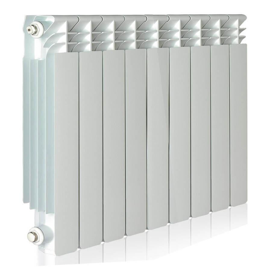 Climadesign radiador helyos de 9 elementos calefacci n - Elementos de radiadores ...