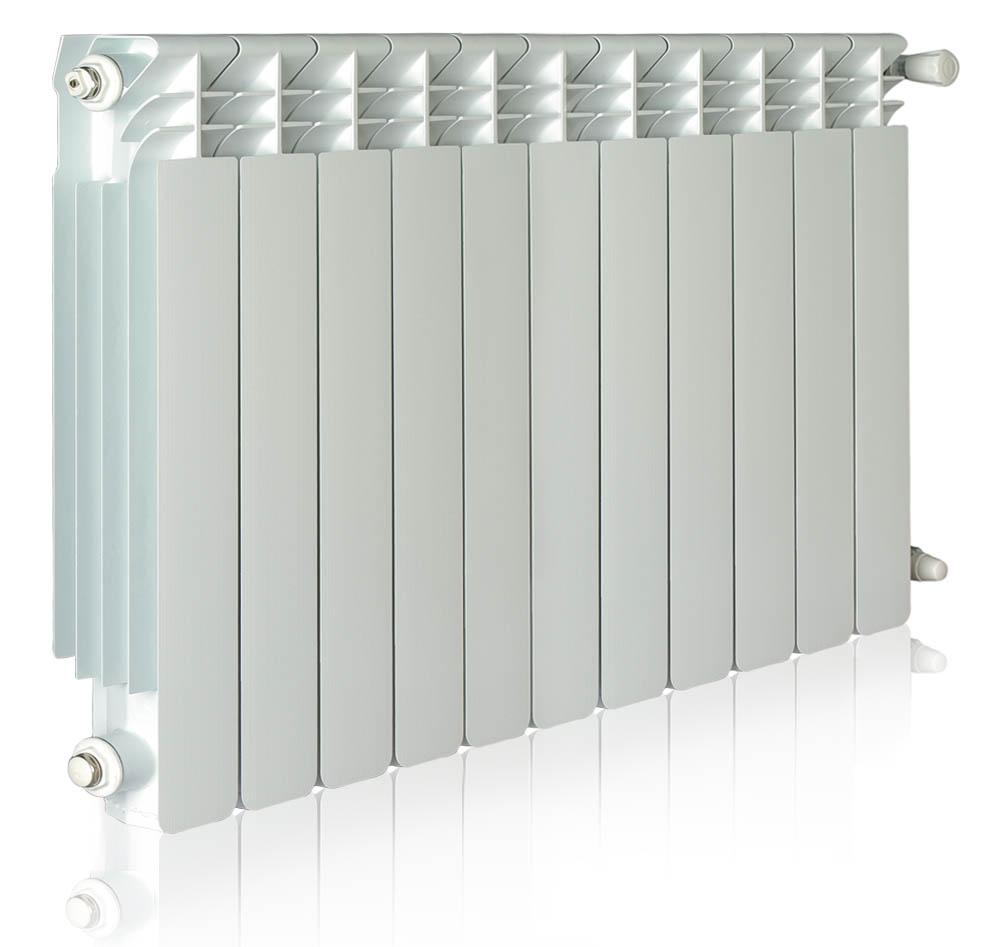 Climadesign radiador helyos de 11 elementos calefacci n - Radiador agua calefaccion ...